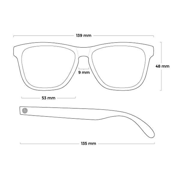 SUNSKI サンスキ MADRONAS偏光レンズ サングラス|mash-webshop|04