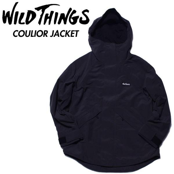 Wild Things ワイルドシングス クーロワールジャケット 別注モデル メンズ レディース|mash-webshop