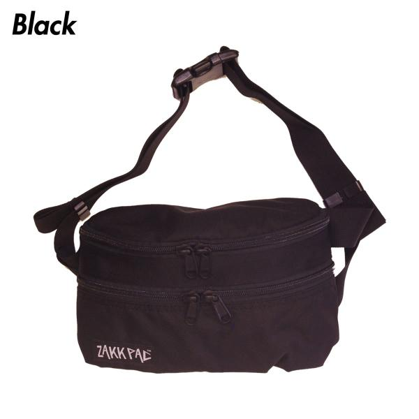 ザックパック ウエストバッグ ヒップバッグ ZAKKPAC Hip Bag ヒップバッグ|mash-webshop|07