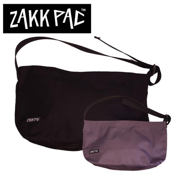 ザックパック ショルダーバッグ ZAKKPAC No Flap Sling ノーフラップスリング|mash-webshop