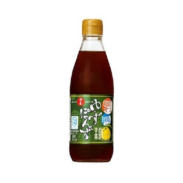 【キング醸造】 日の出 糖質オフ・減塩 ≪ゆずぽんず≫ 360ml 1本