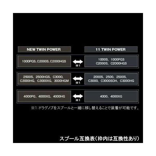シマノ ツインパワー C3000HG【送料無料】
