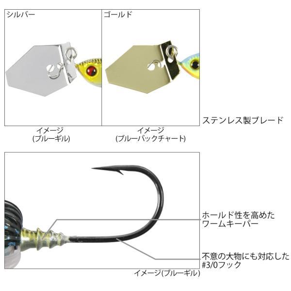 タカミヤ FALKEN R FALKEN CHATTER 3/8oz #06(レッドギル)【ゆうパケット】