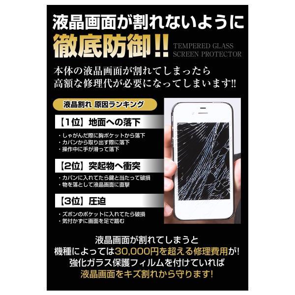 【2枚セット】 ASUS ZenFone Live L1 ZA550KL ガラス保護フィルム 保護フィルム ZenFoneLive ZenFoneLiveL1 LiveL1 ZA 550KL    ガラス 液晶 保護 フィルムina|mastcart|04