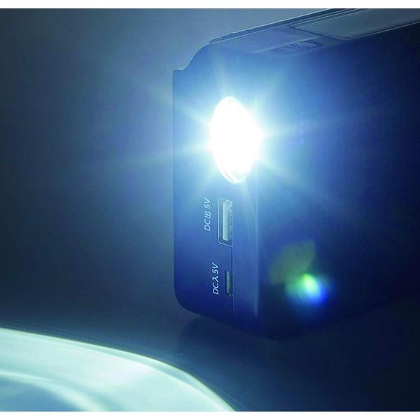 ラジオ 小型 ライト 手回し ポータブル LEDライト クロスフィールド マルチラジオライト 懐中電灯 ソーラー 乾電池 AM FM 非常時 災害時 停電|masuda-shop|03