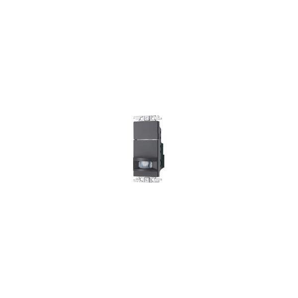 パナソニック(Panasonic) コスモシリーズワイド21 [壁取付]熱線センサ付自動スイッチ(子器)(ブランクチップ付) WTK1911HK