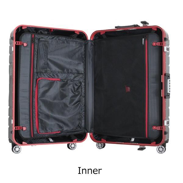 スーツケース シフレ ESCAPE'S B5225T-82 82cm・148L・Grip Master グリップマスター搭載 masuya-bag 06