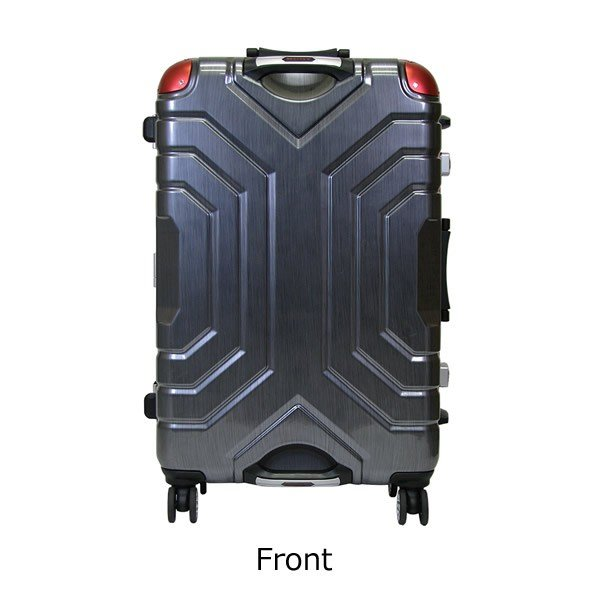 シフレ Grip Master グリップマスター搭載 スーツケース ESCAPE'S B5225T 67cm フレームタイプ|masuya-bag|02