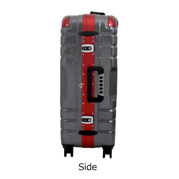 シフレ Grip Master グリップマスター搭載 スーツケース ESCAPE'S B5225T 67cm フレームタイプ masuya-bag 03