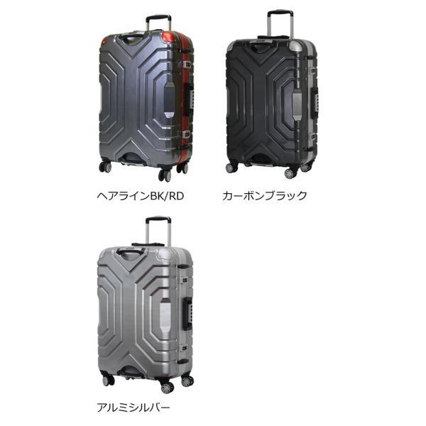 シフレ Grip Master グリップマスター搭載 スーツケース ESCAPE'S B5225T 67cm フレームタイプ|masuya-bag|06