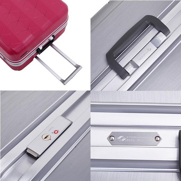 スーツケース サンコー鞄 SUPER LIGHTS MGC 69cm/93L MGC1-69|masuya-bag|06