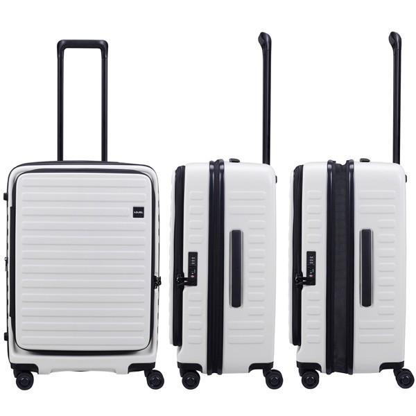 LOJEL ロジェール CUBO Mサイズ メーカー10年間保証付 スーツケース キャリーケース LOJEL CUBO ロジェール スーツケース  n-cubo-m(新型)|masuya-bag|11