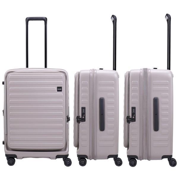 LOJEL ロジェール CUBO Mサイズ メーカー10年間保証付 スーツケース キャリーケース LOJEL CUBO ロジェール スーツケース  n-cubo-m(新型)|masuya-bag|16