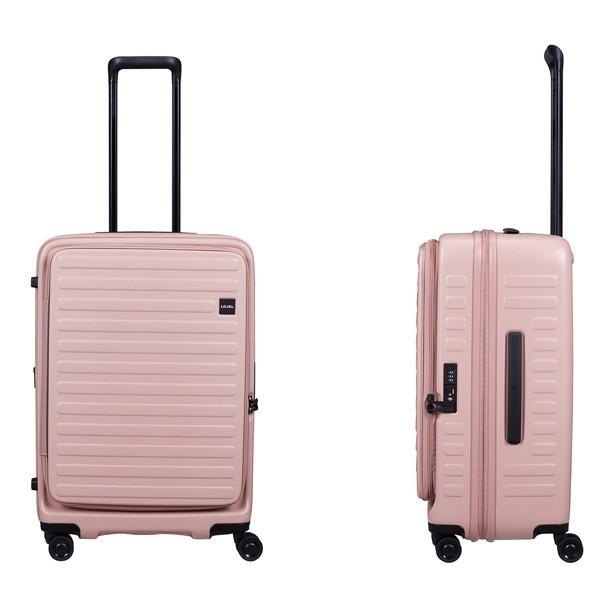 LOJEL ロジェール CUBO Mサイズ メーカー10年間保証付 スーツケース キャリーケース LOJEL CUBO ロジェール スーツケース  n-cubo-m(新型)|masuya-bag|17