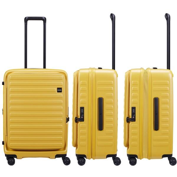 LOJEL ロジェール CUBO Mサイズ メーカー10年間保証付 スーツケース キャリーケース LOJEL CUBO ロジェール スーツケース  n-cubo-m(新型)|masuya-bag|07