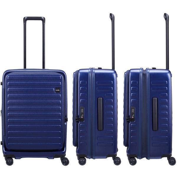 LOJEL ロジェール CUBO Mサイズ メーカー10年間保証付 スーツケース キャリーケース LOJEL CUBO ロジェール スーツケース  n-cubo-m(新型)|masuya-bag|08