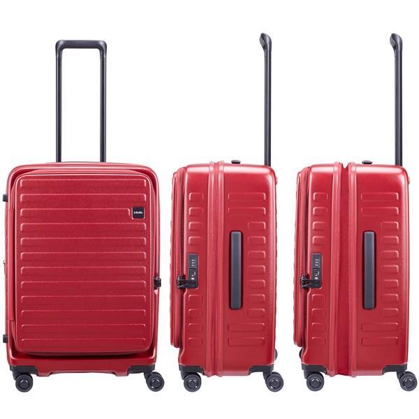 LOJEL ロジェール CUBO Mサイズ メーカー10年間保証付 スーツケース キャリーケース LOJEL CUBO ロジェール スーツケース  n-cubo-m(新型)|masuya-bag|09