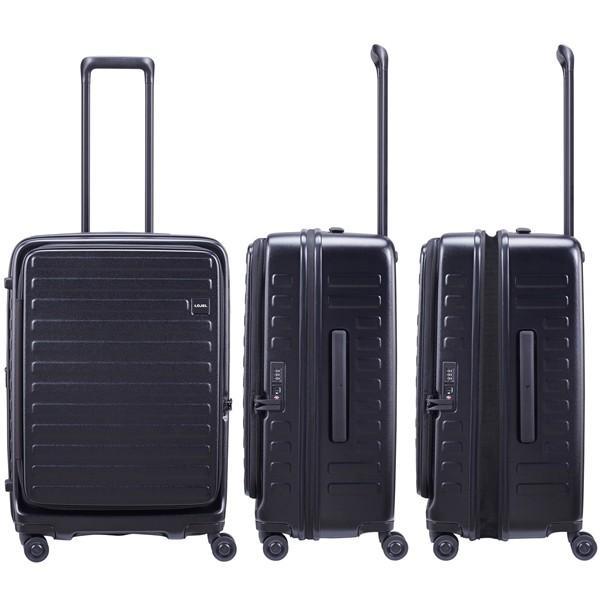 LOJEL ロジェール CUBO Mサイズ メーカー10年間保証付 スーツケース キャリーケース LOJEL CUBO ロジェール スーツケース  n-cubo-m(新型)|masuya-bag|10