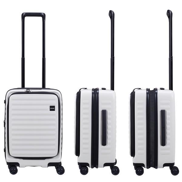 LOJEL ロジェール CUBO Sサイズ メーカー10年間保証付 スーツケース キャリーケース LOJEL CUBO ロジェール スーツケース  機内持ち込み n-cubo-s(新型)|masuya-bag|11