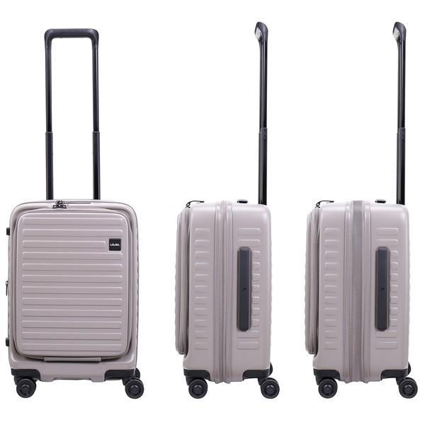 LOJEL ロジェール CUBO Sサイズ メーカー10年間保証付 スーツケース キャリーケース LOJEL CUBO ロジェール スーツケース  機内持ち込み n-cubo-s(新型)|masuya-bag|17