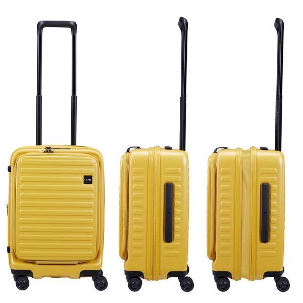 LOJEL ロジェール CUBO Sサイズ メーカー10年間保証付 スーツケース キャリーケース LOJEL CUBO ロジェール スーツケース  機内持ち込み n-cubo-s(新型)|masuya-bag|07