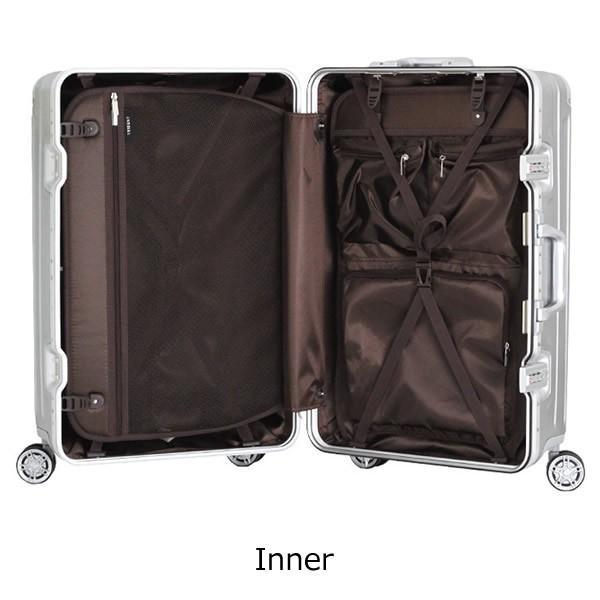 スーツケース シフレ TRI1030 67cm TRIDENT トライデント 無料受託手荷物最大サイズ|masuya-bag|06