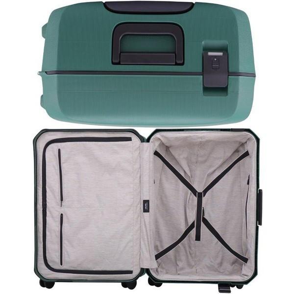 LOJEL ロジェール VOJA Mサイズ メーカー10年間保証付 VOJA-M ハードケース【66L】中型スーツケース|masuya-bag|07