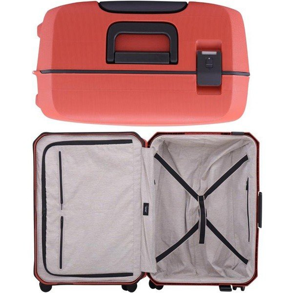 LOJEL ロジェール VOJA Mサイズ メーカー10年間保証付 VOJA-M ハードケース【66L】中型スーツケース|masuya-bag|09