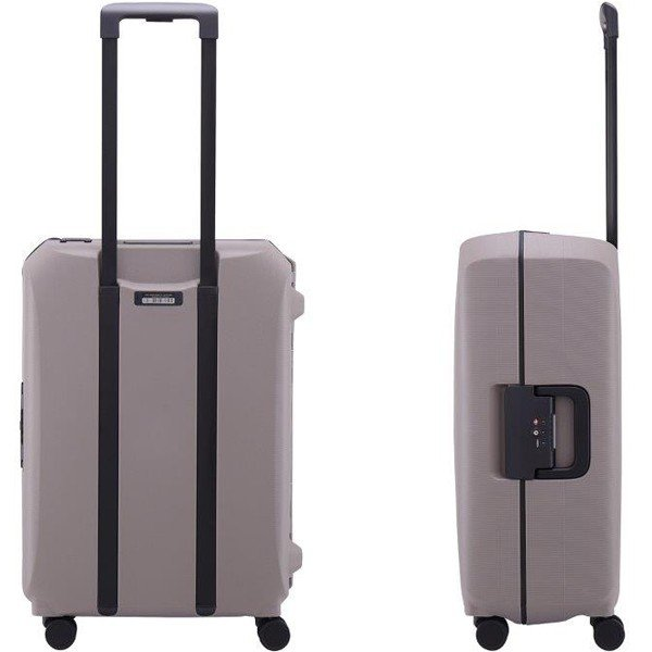 LOJEL ロジェール VOJA Mサイズ メーカー10年間保証付 VOJA-M ハードケース【66L】中型スーツケース|masuya-bag|10
