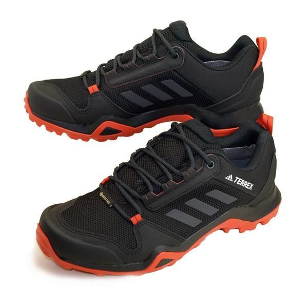 [34%OFF] アディダス adidas TERREX AX3 GTX G26578 テレックス ゴアテックス 黒 防水 登山靴 トレッキング メンズ
