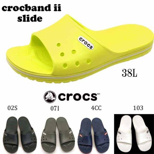 crocs サンダル!