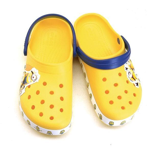 クロックス crocs Fun Lab Minions Multi Clog 205512-730 ファン ラブ ミニオンズ マルチ クロッグ サンダル ベビー/キッズ|masuya92|02