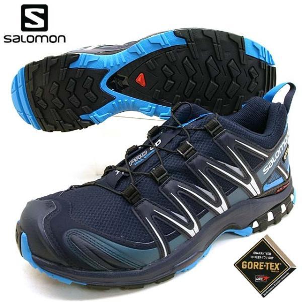 Schoenen Sport en vakantie Schoenen Salomon Mens XA PRO 3D