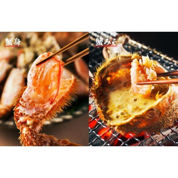 カニ かに 毛ガニ 訳あり食品 大小バラつき有 オホーツク海産 特大茹で毛蟹 総重量2kg (解凍後1.5kg前後)  冷凍便 送料無料|masuyone|11