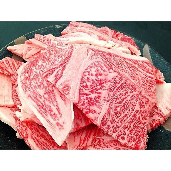 焼肉 A5A4ランク最上級国産黒毛和牛 肩ロースカルビ焼用450g 切り落とし 焼肉 不揃い 御家庭用 牛肉 バーベキュー|matador|02