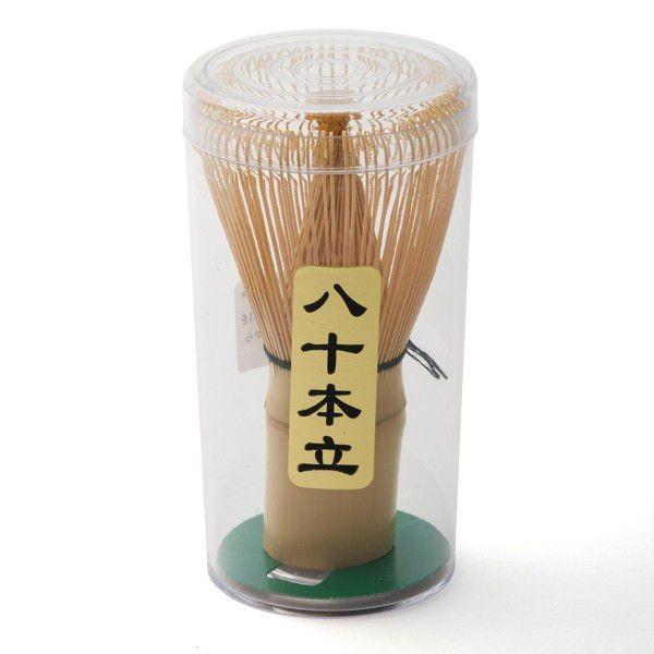 茶筅 80本立(中国産) (茶道具セット 茶道 道具 セット 抹茶 ギフト 贈り物)|matcha|02