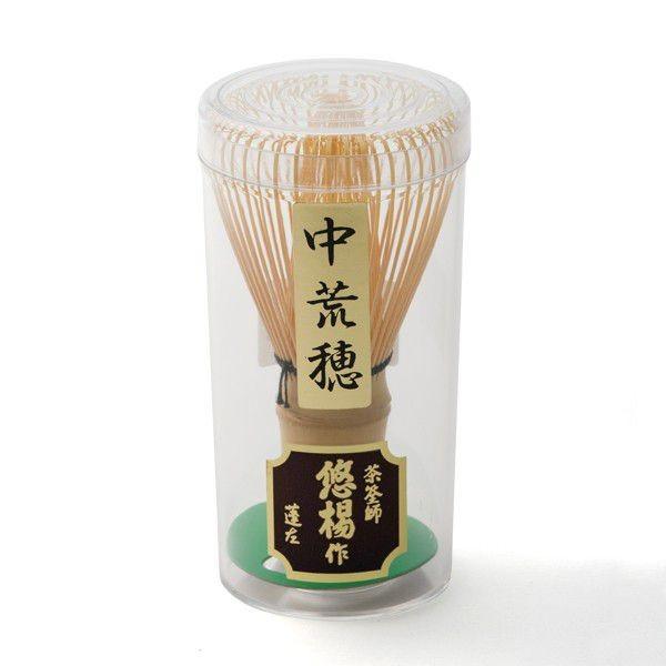 茶筅 中荒穂 悠楊作(日本製) (茶道具セット 茶道 道具 セット 抹茶 ギフト 贈り物)|matcha|02