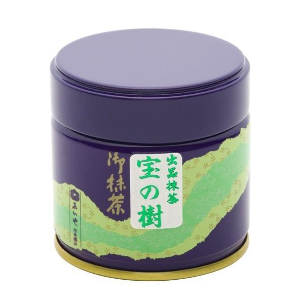宝の樹 30g缶入 品評会出品 粉末 贈り物 ギフト 抹茶|matcha|03