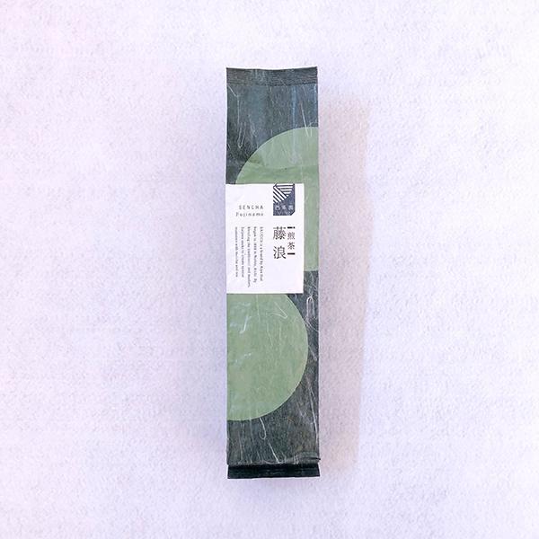 藤浪 200g袋入 贈り物 ギフト 高級煎茶 日本茶|matcha|03