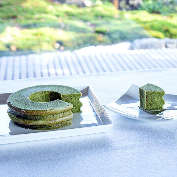 詰め合わせ 抹茶バウムクーヘン1個、抹茶ラスク6袋 内祝い セット 焼き菓子 ギフト 贈り物 matcha 03