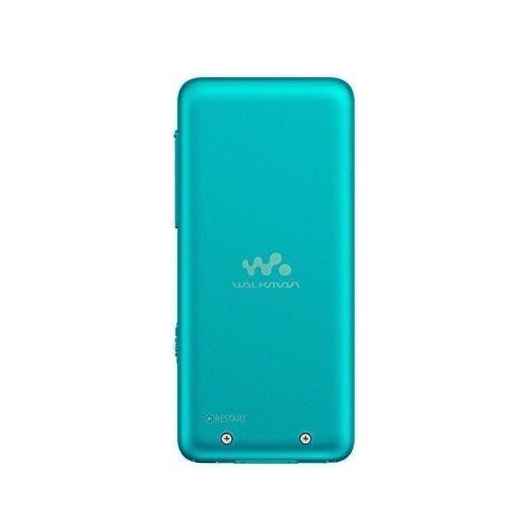 ソニー SONY ウォークマン Sシリーズ 4GB NW-S313 : Bluetooth対応 最大52時間連続再生 イヤホン付属 2017年モデル ブルー NW-S313 L materialbeats 04