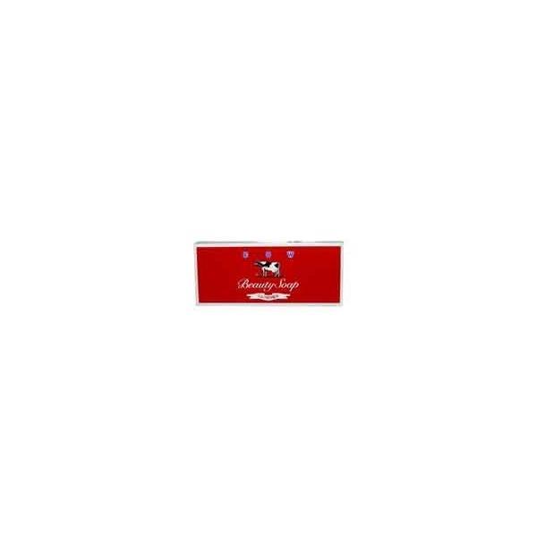 (送料無料)(まとめ買い・ケース販売)カウブランド 赤箱 (100g×6コ入)(24個セット)/ 牛乳石鹸