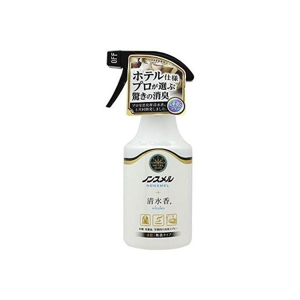 RoomClip商品情報 - ノンスメル 清水香 無香料 300ml/ 白元アース