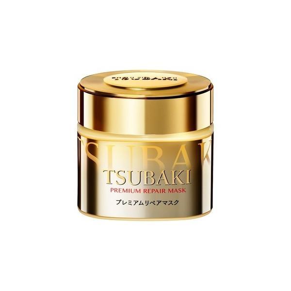 ツバキ TSUBAKI プレミアムリペアマスク 本体 180g 心華やぐ椿蜜果(つばきみつか)の香り