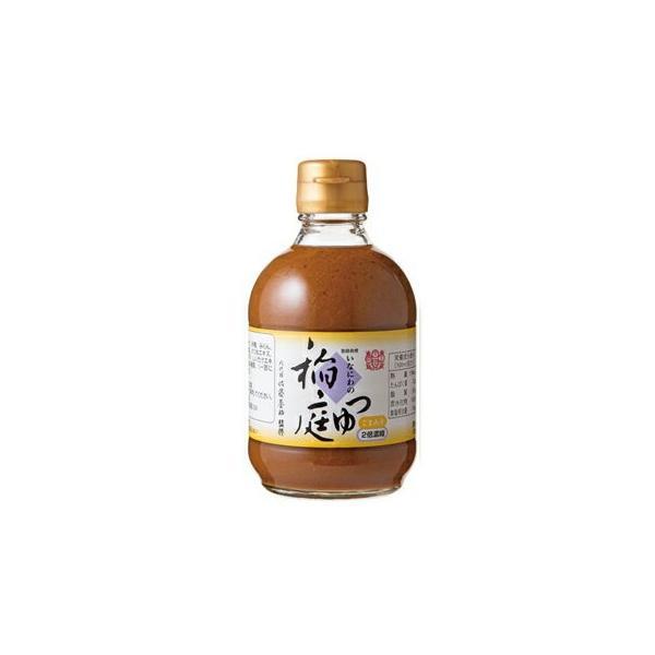 佐藤養助監修 稲庭のつゆ ごまみそ味 (300ml ビン入り 二倍濃縮)