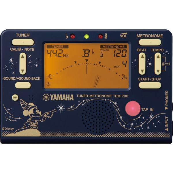 YAMAHA  ヤマハ チューナーメトロノーム  TDM-700DF2 ファンタジア【数量限定販売】