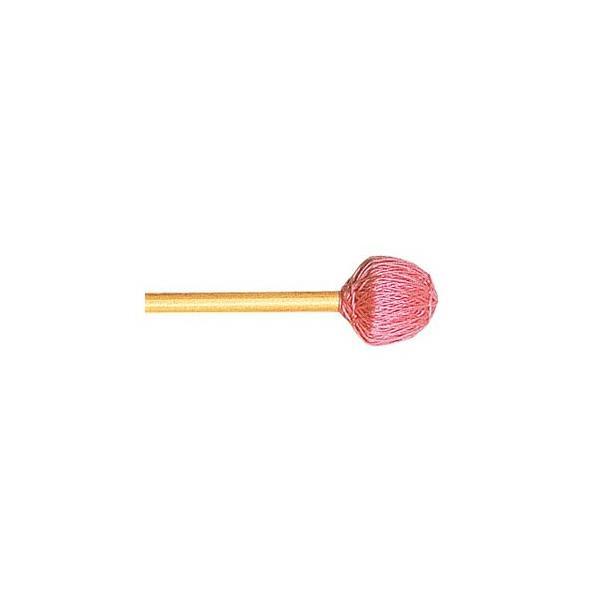 ヤマハ マリンバ&ビブラフォン用 マレット綿糸巻ヘッド ハード2本1セット MR-3010