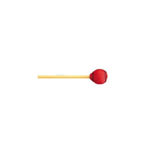 ヤマハ マリンバ&ビブラフォン用 マレット綿糸巻ヘッド ハード2本1セット MV-5010