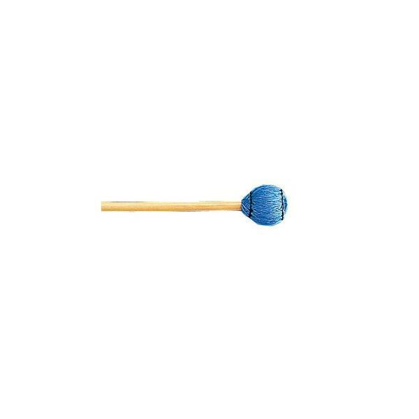 ヤマハ マリンバ&ビブラフォン用 マレット綿糸巻ヘッド ソフト2本1セット MV-5040
