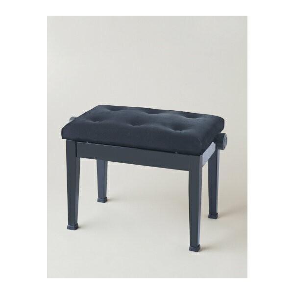 ピアノ椅子 AN イトマサ製 ※布張り6ボタン止め ※お客様組立 ピアノイス